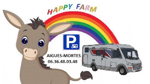 Aire camping-car à Aigues-Mortes (30220) - Photo 1